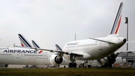 AIR-FRANCE-KLM-STRIKE/