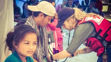 B.C. nurse returns from Nepal