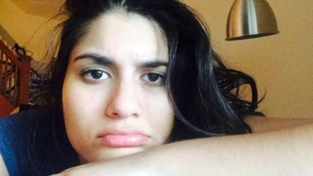 """Scaachi says her usual face is """"expensive and time consuming"""". Hear what happened when she ditched makeup for a week."""
