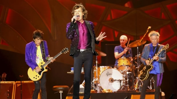 Rock giants The Rolling Stones, seen performing in San Diego in May 2015, have announced plans for a free concert in Havana next month.