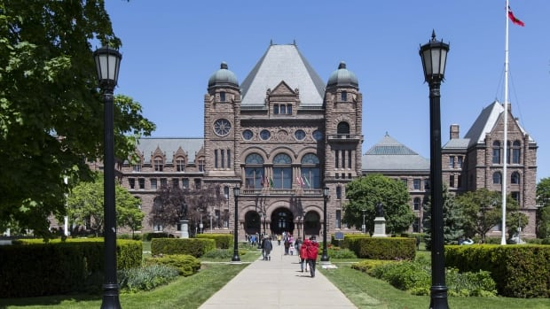 S&P has lowered Ontario's financial rating but said the province is on track to eliminate its deficit by 2018.