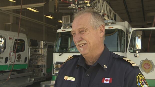 Yellowknife Fire Chief Darcy Hernblad says his department is taking more precautions than usual for wildfire season: 'We've always asked ENR to come in and help with urban wildland fires, but we need to take some ownership ourselves.'