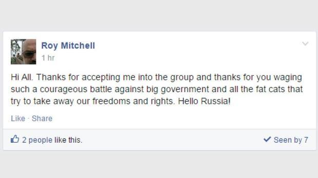 Facebook Hello Russia, Density Creep