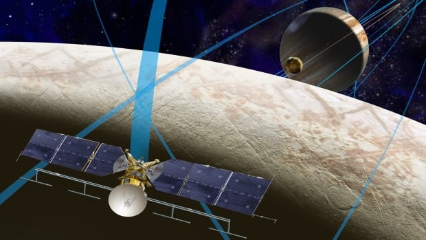 NASA hasn't yet set a date for the mission, but has said it could launch as soon as 2022.