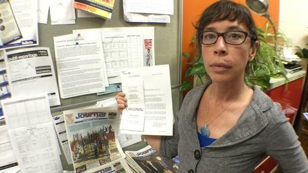 Pontiac journal runs afoul of quebec 39 s language police - Office quebecois de la langue francaise ...
