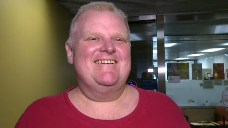 Toronto Rob Ford released from hospital