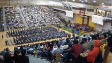 University of Manitoba Spring Convocation, May 26 2015