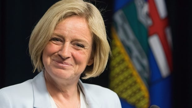 Alberta Premier Rachel Notley suggested that Delta, B.C. may be a better location for the Trans Mountain terminal than Burnaby.