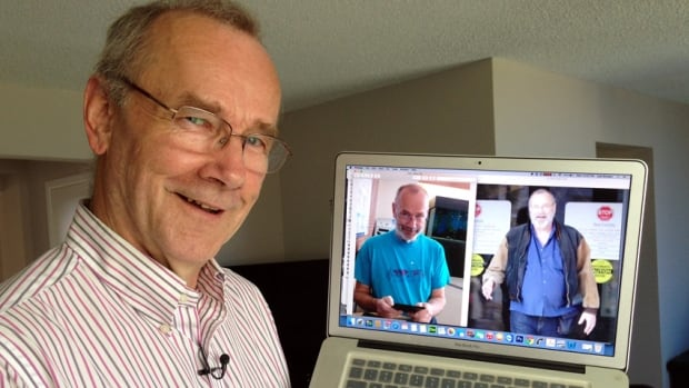 Lyle Southam adopted healthier eating patterns after his colon cancer diagnosis.