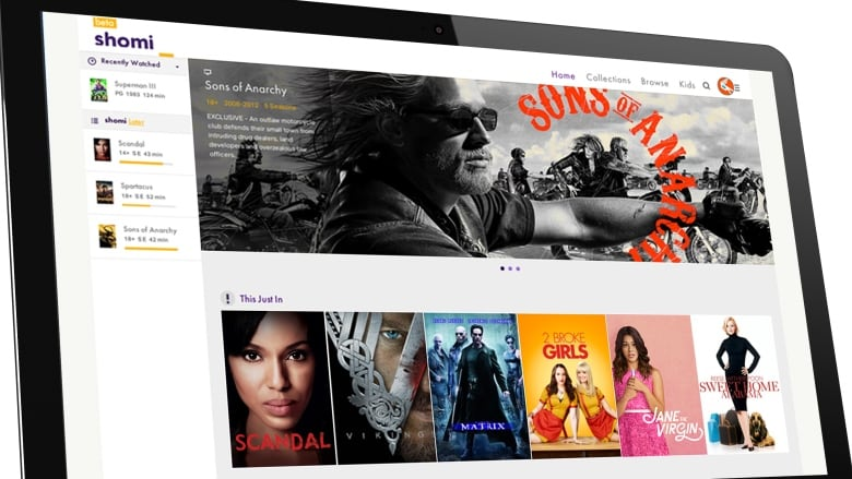Rogers shuts down Shomi because of Netflix