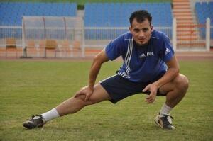 Farouk Assi soccer Palestinian Israel