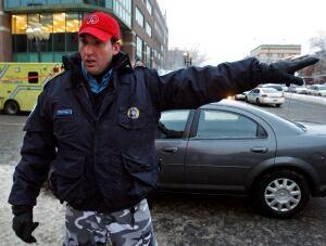 UQAM Police 20081211