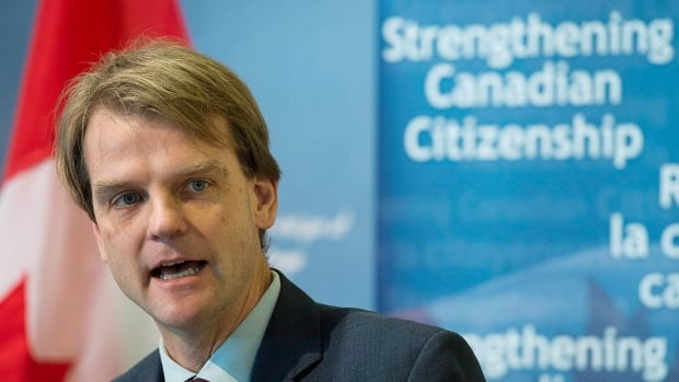 "The controversial new law went into effect on Friday. In response to strong public criticism against it, Citizenship and Immigration Minister Chris Alexander argued it's meant to confront the ""ever-evolving threat of jihadi terrorism."""