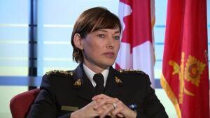 Chief Supt. Angela Workman-Stark