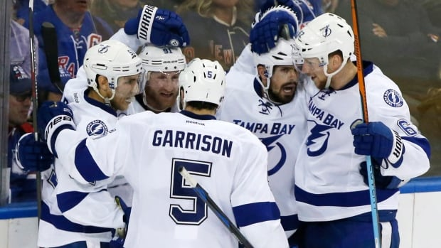 Lightning Beat Rangers, Advance To Stanley Cup Final