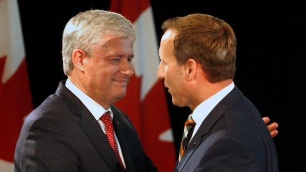 Peter MacKay announced at a news conference in May his decision not to seek re-election.