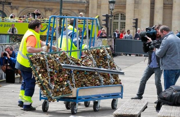 France Love Locks