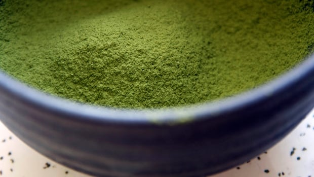 Matcha is a powdered green tea touted for high antioxidant content.