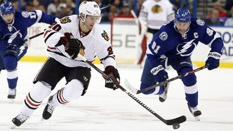 Hockey Night In Canada: Blackhawks Vs. Lightning