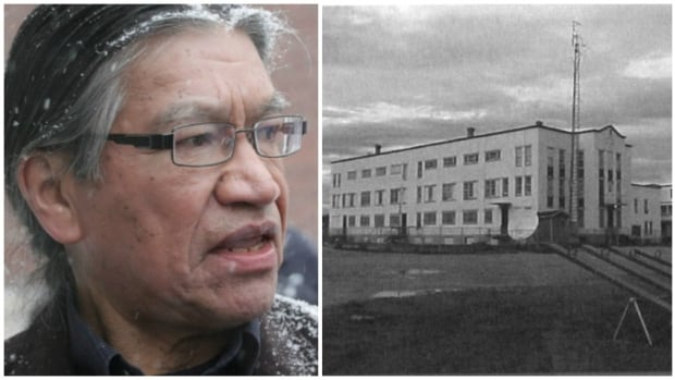 Edmund Metatawabin, a survivor of St. Anne's Residential School in Fort Albany, Ont., remembers being shocked in an electric chair at the school.
