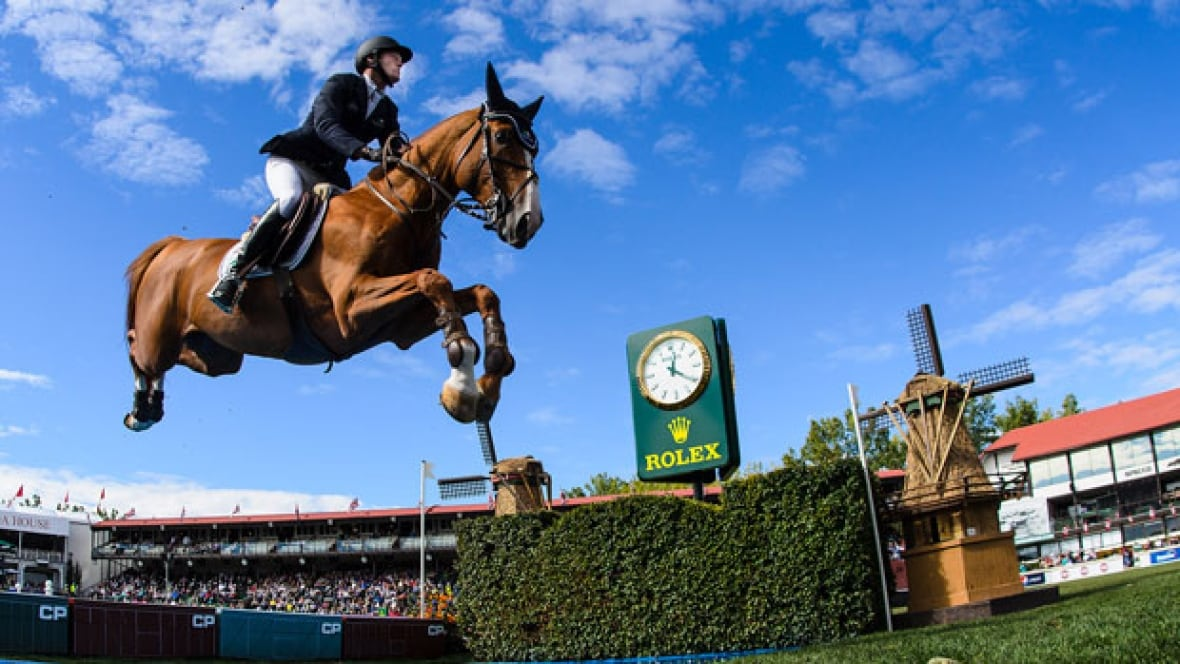 Spruce Meadows Coverage Spruce Meadows On Cbc Sports