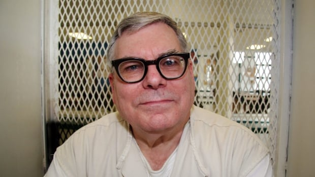 In this January photo, Texas death row inmate Lester Bower is photographed in an interview cage at the visiting area of the Texas Department of Criminal Justice Polunsky Unit. He was executed on Wednesday.