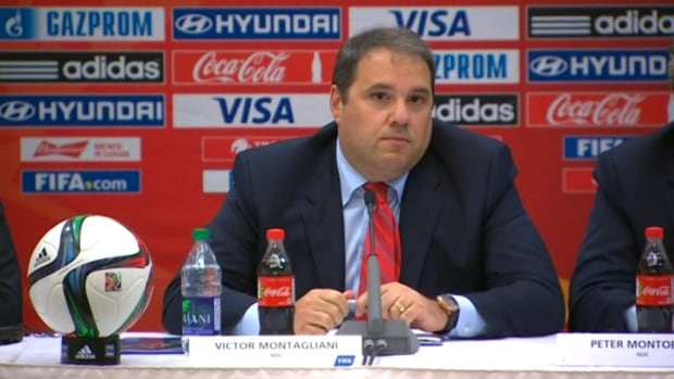 Soccer Canada President Victor Montagliani insists the FIFA scandal has had no effect on the staging of the 2015 Women's World Cup in Canada.