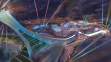 Ski jump plans for Olympic Stadium tower take off
