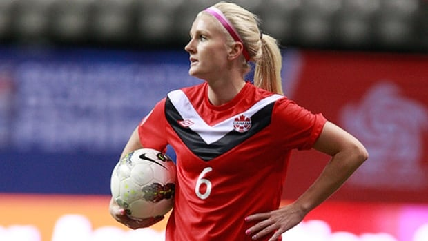 Canadian soccer player Kaylyn Kyle won't be playing for the 2016 Rio Olympics qualifying team.