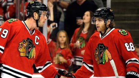 Blackhawks, Lightning Star Players Quiet In Stanley Cup Final