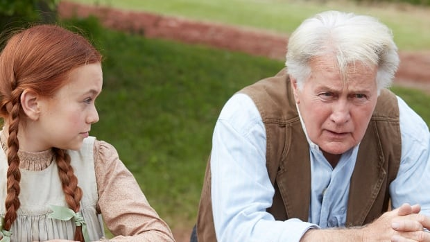 Martin Sheen will star as Matthew Cuthbert in the upcoming two-hour TV movie Lucy Maud Montgomery's Anne Of Green Gables.
