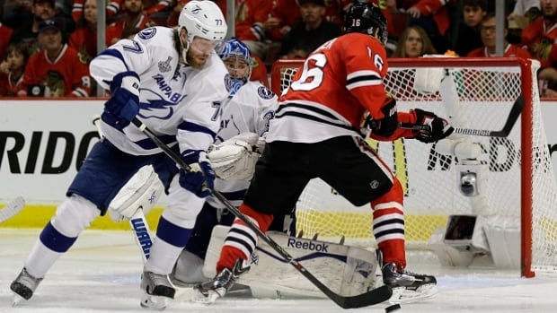 Stanley Cup Final: Lightning Edge Blackhawks In Game 3 - Cedric Paquette Scores Winner For Tampa; Ben Bishop Battles Through Pain