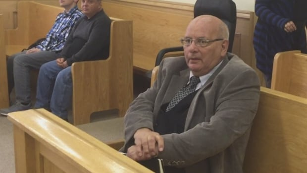 Happy Valley-Goose Bay Coun. Reg Bowers appeared in provincial court Tuesday on charges related to the 2011 federal election.