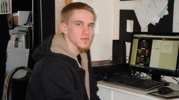 Aaron Driver, 24, was killed in a police standoff in Strathroy, Ont. last Wednesday
