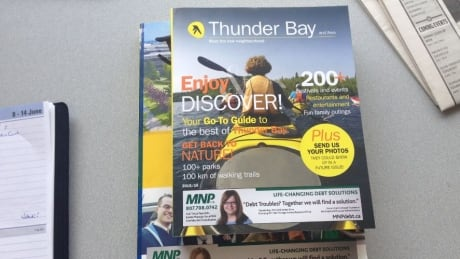 thunder bay yellow pages phone book gets a trim thunder bay cbc