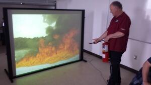 li fire simulator