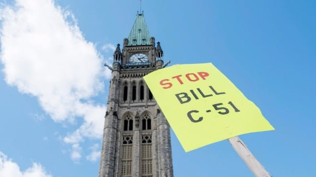 В Канаде вступил в силу новый антитеррористический закон