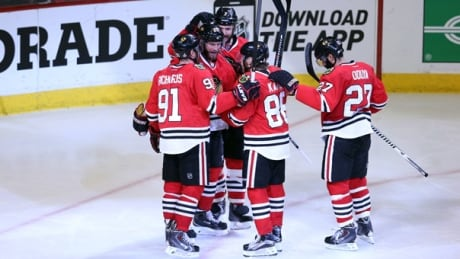 Stanley Cup Final: Blackhawks Hold Off Lightning In Game 4