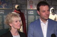Suzy Rodness Len Rodness co-chairs Magna Carta Canada