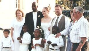Rachel Dolezal Family Photo