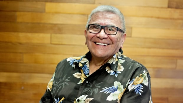 Chief Robert Joseph from the Gwawaenuk First Nation will receive an award from the Wallenberg Sugihara Civil Courage Society on Sunday for his work toward  reconciliation for Canada's aboriginal people.