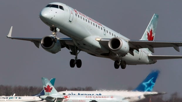 Peel Regional Police have arrested one man who was allegedly causing a disturbance on an early morning flight arriving in Toronto  from Calgary.