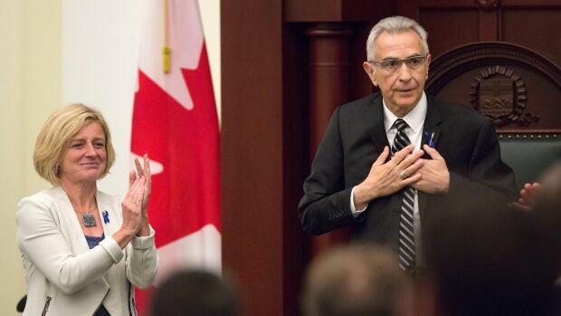 Medicine Hat MLA Bob Wanner was elected Speaker of the Alberta legislature on Thursday.
