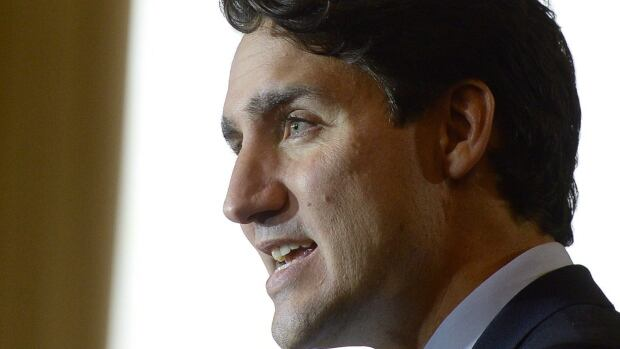 Liberal Party Leader Justin Trudeau makes an announcement on fair and open government in Ottawa on Tuesday, June 16, 2015.