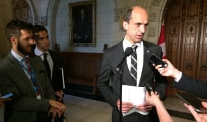 Public Safety Minister Stephen Blaney
