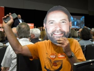 NDP Tom Mulcair Ottawa 20150617