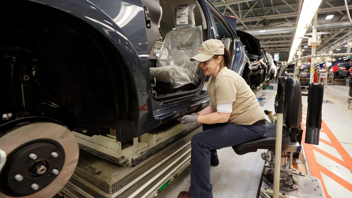 Ontario Toyota Plant That Lost Corolla Production Rated