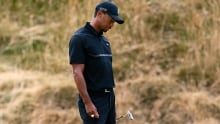 U.S. Open: Tiger Woods concludes nightmare round of 80
