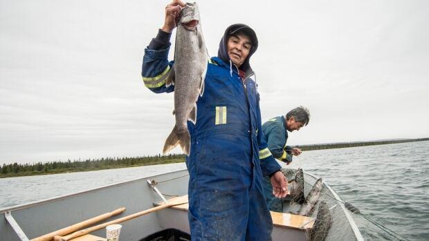 Gps social media add to fishing pressures in yukon lakes for Secret fishing spots near me