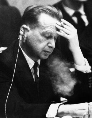 UN Hammarskjold Mystery
